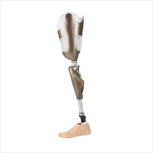 Genium可交替上楼梯的智能仿生膝关节