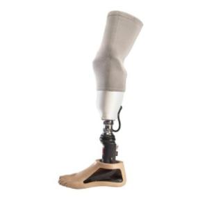 如何学会用假腿走路